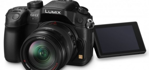 Panasonic Lumix DMC-GH3 Camera announced