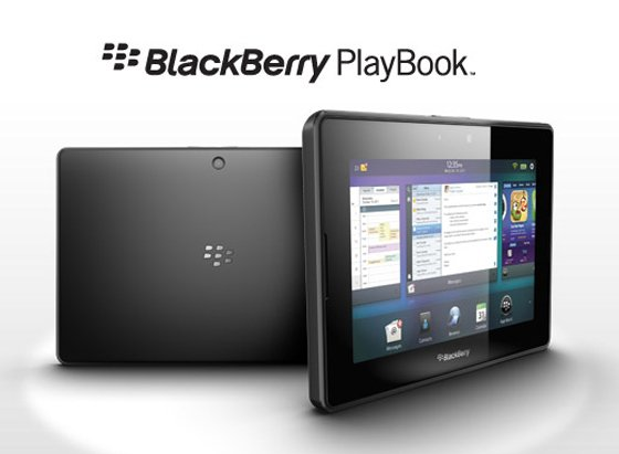 BlackBerry PlayBook gets 2.1 OS update