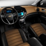 Chevrolet Sonic Dusk Production begins; to unveil at SEMA 2012