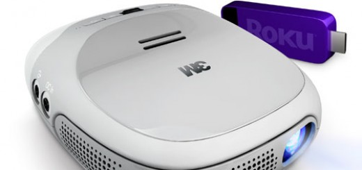 3M Streaming Projector powered by Roku announced; pricing $299