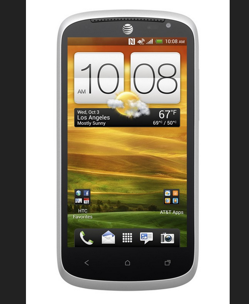 ATT HTC One VX 2 HTC One VX LTE Smartphone for AT&T announced