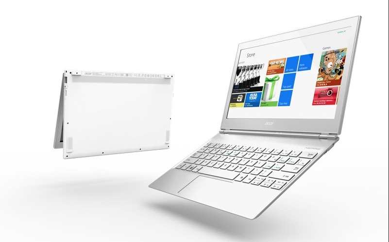 Acer Aspire S7 191-6640, 391-6810 and 391-9886 Ultrabooks' Release Date and Price official