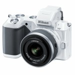Nikon 1 V2 14.2MP Interchangeable Lens Camera; Specs and Price