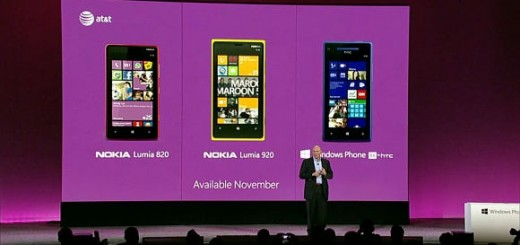 Microsoft launches Windows Phone 8; to hit Europe soon