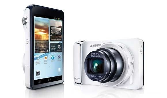 Samsung Galaxy camera for AT&T announced; pricing revealed