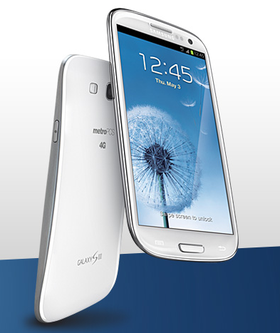 MetroPCS to launch Galaxy S III on October 22; pricing $499