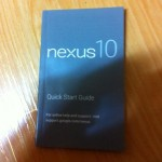 Nexus 7 3G visits FCC; Nexus 10 User Manual leaks