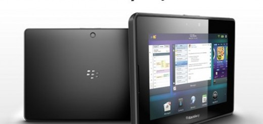 BlackBerry PlayBook 3G+ releases in UK; pricing £420