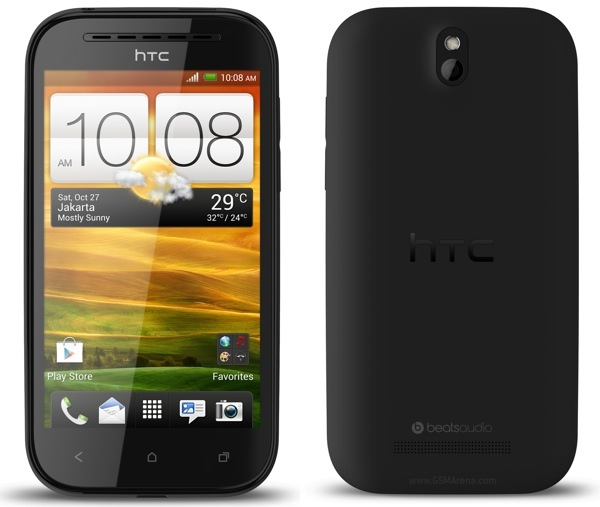 HTC to release dual-SIM Desire SV in India; Specs, Price