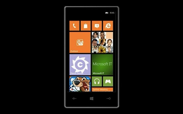 Microsoft reportedly testing its own Windows Phone Device
