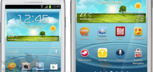 Samsung Galaxy S III mini Release Date for UK announced