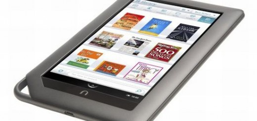 Barnes & Noble Nook Color eReader and Tablet get price cut