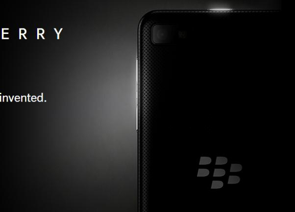 BlackBerry 10 L Series Teaser 602x432 RIM BlackBerry 10 News and Update Page launched; teasing L Series