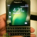 More Images of BlackBerry X10 aka N-Series surfaced