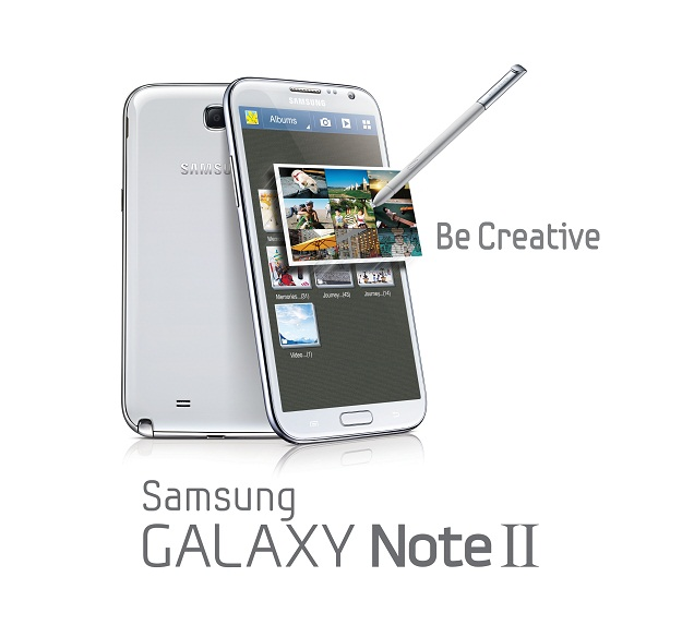 Samsung Galaxy Note II hits One million Sales in Korea