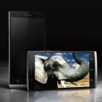 Oppo Find 5 with announced; releasing early in 2013