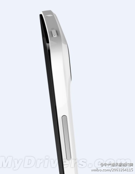ZTE Grand S more Details and Images surface ahead of CES 2013