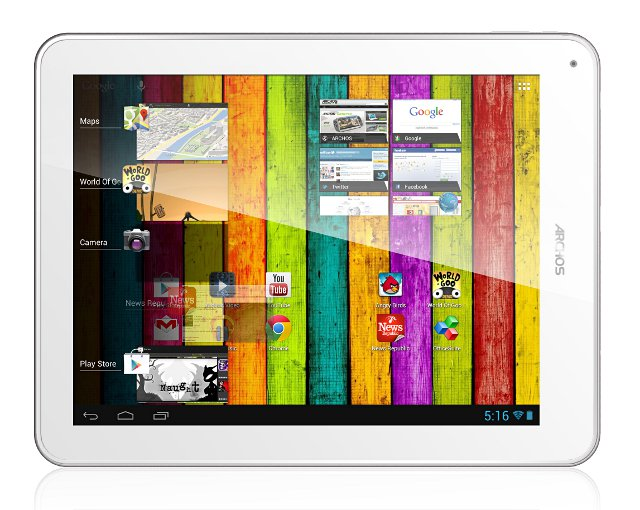 Archos 97 Titanium HD Android Tablet  announced