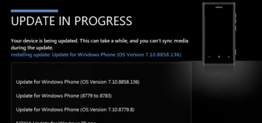 Nokia Lumia 800 gets Windows Phone 7.8 Update