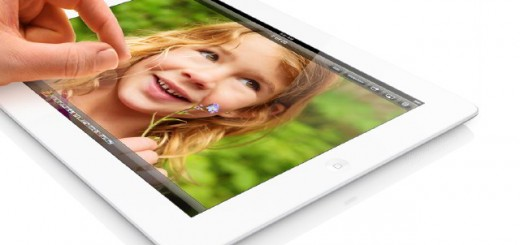Apple announces 128GB iPad 4; Release Date and Price