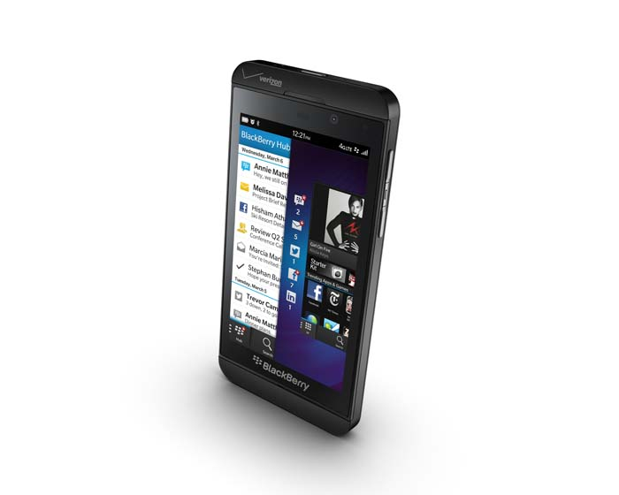 BlackBerry Z10 and Q10 Smartphones announced; Specs and Price