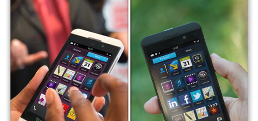 BlackBerry 10 Promotional Images spotted with Features