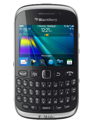 T-Mobile to release BlackBerry Curve 9315; Specs and Price