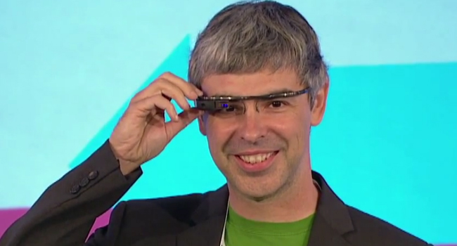 Google Project Glass Google Project Glass is still work in progress  Babak Parviz