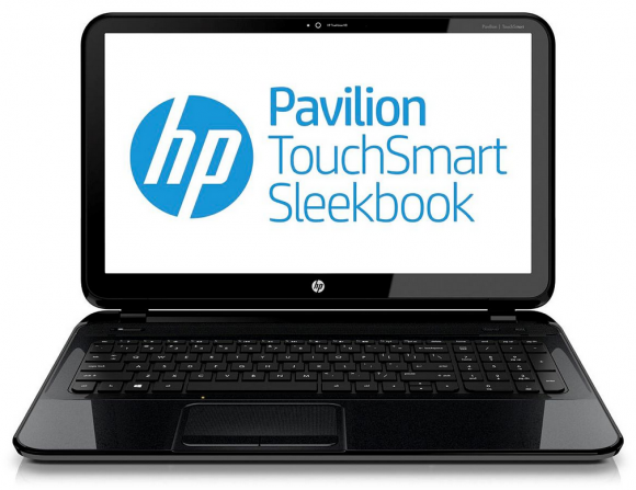HP Pavilion TouchSmart Sleekbook 01 HP Pavilion TouchSmart and Pavilion Sleekbooks unveiled; Specs and Price