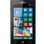 Huawei's first Windows Phone 8 Ascend W1 official at CES 2013