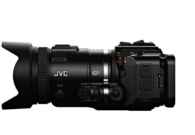 JVC GCPX100 JVC GC PX100 Camcorder announced; Specs and Price