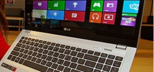 "LG launches 15.6"" U560 Ultrabook in Korea"