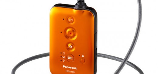 Panasonic debuts A100 wearable HD Camcorder; Specs and Price