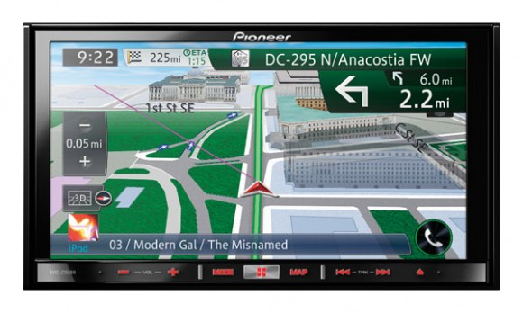 Pioneer z150 in dash Navigation System Pioneer debuts AVIC Z150BH, X950BH and X850BT in dash Navigation Systems