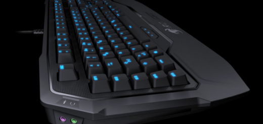 ROCCAT announces Ryos gaming Keyboard; to display at CES 2013