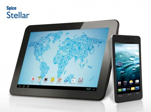 S Mobility launches Stellar Virtuoso Smartphone, Stellar Pad Android Tablet in India