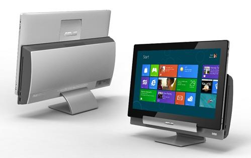 ASUS shows Transformer All-in-One with Wind8 and Jelly Bean at CES
