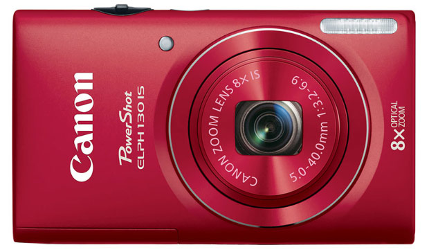 Canon PowerShot ELPH 130IS WiFi Camera official; Specs and Price