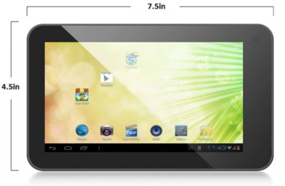 Canvas Maximo and Minimo Tablets announced; Specs and Price