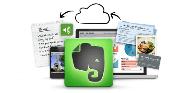 Evernote for Windows Phone gets Updated with PIN Lock, Business support and more