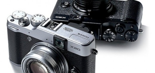 Fujifilm X20 and X100s high-end compact cameras official