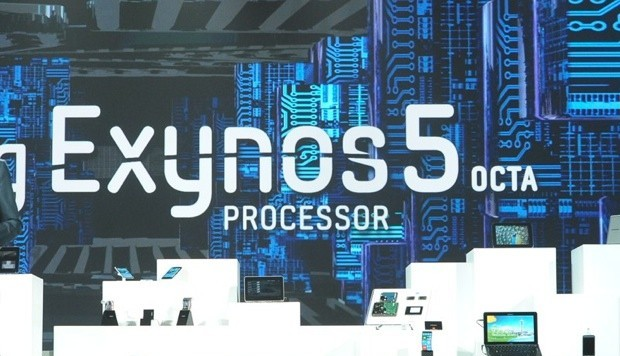 Samsung announces Exynos 5 Octa with eight-cores at CES