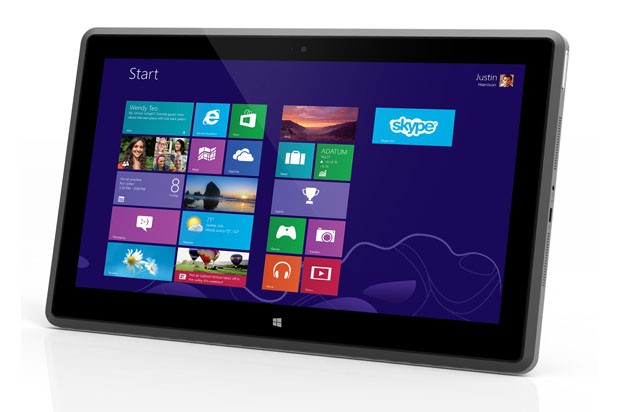 "Vizio debuts its first 11.6"" Windows 8 Tablet powered by AMD"