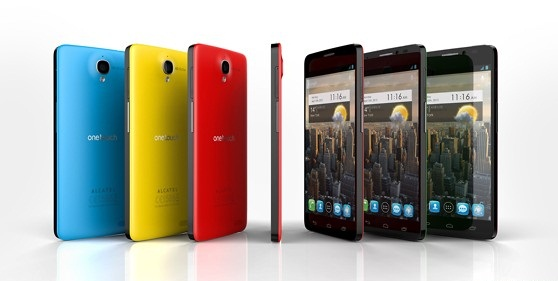 "Alcatel One Touch idol X announced with 5"" 1080p Display"