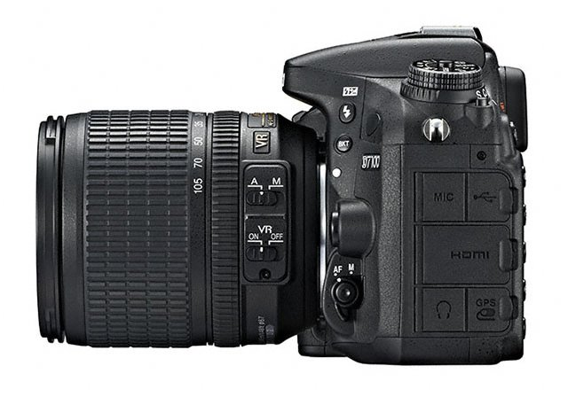 Nikon D7100 Camera announced; Specs and Price