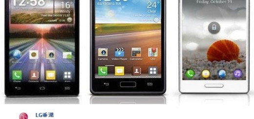LG Optimus 4X HD, L9 and L7 to get Android Jelly Bean