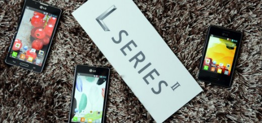 LG Optimus L7 II, L5 II and L3 II unveiled at MWC 2013