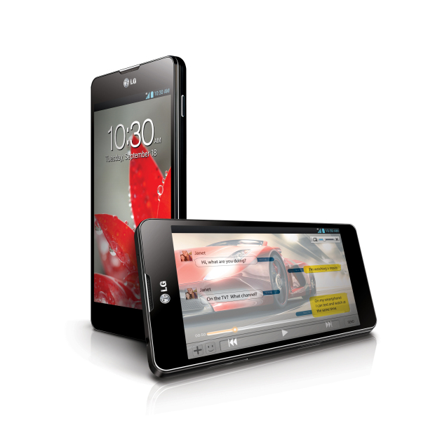 Enhanced LG Optimus G launches in Europe with Android 4.1.2