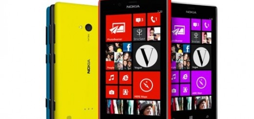 Nokia Lumia 720 and 520 announced; Specs and Price