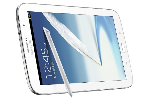 Samsung Galaxy Note 8.0 announced; releasing in Q2 2013